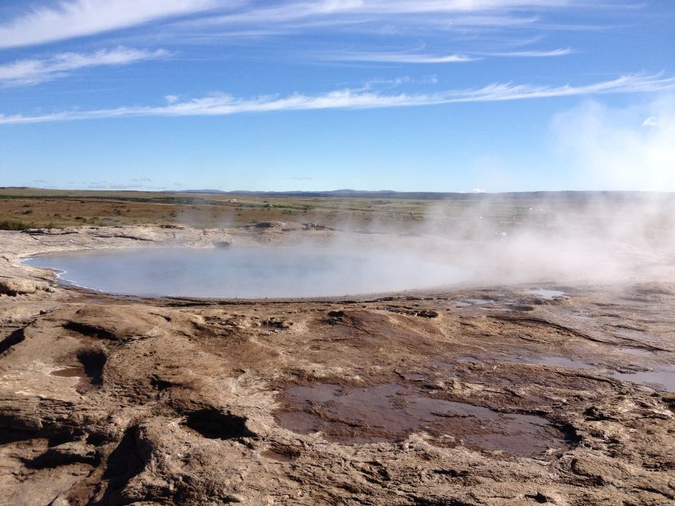 Geysir the geyser