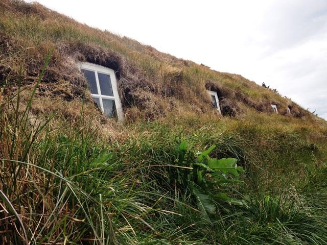 Elf house or turf house?